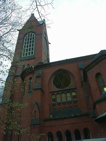 Heiligen Geist Kirche 03